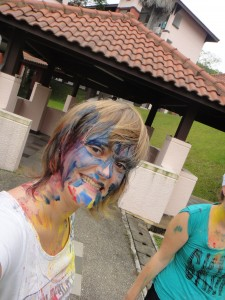 Celebrating Holi & Songkran - The NANYANG MBA -7