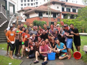 Celebrating Holi & Songkran - The NANYANG MBA - 9