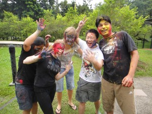 Celebrating Holi & Songkran - The NANYANG MBA - 8