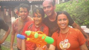 Celebrating Holi & Songkran - The NANYANG MBA