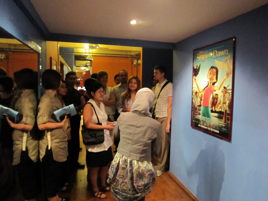 MBA Class 2011 Visits IFW in Batam, Indonesia