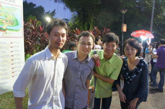Mooncake Festival - Nanyang MBA