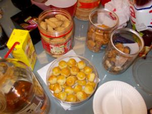 Chinese New Year Goodies Pineapple Tarts