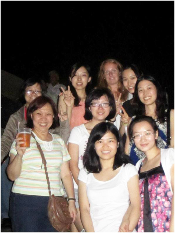 Intensive English Class 2012 - Nanyang MBA