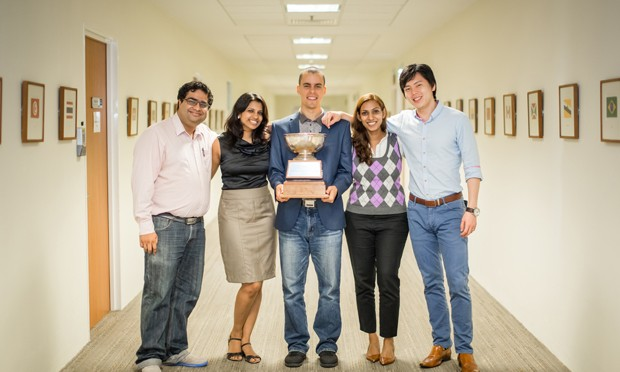 John Molson MBA International Case Competition