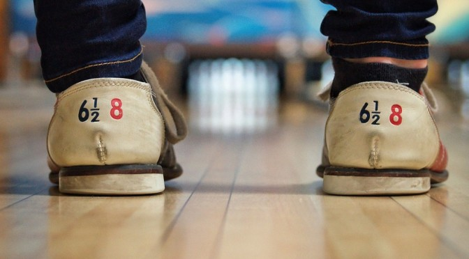 Bowling at Mount Faber