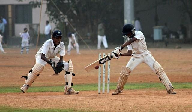 An Evening of Cricket