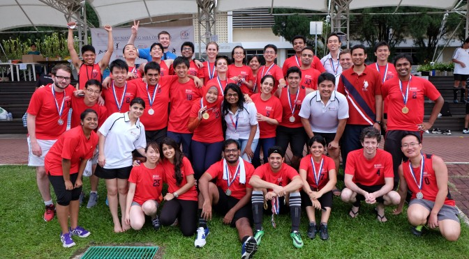 The 6th MBA Olympics – let the games begin!