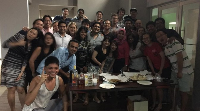 Farewell to Nanyang-Waseda Double MBA Students