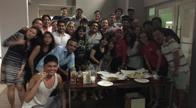 Farewell to Nanyang-Waseda Double MBA Students