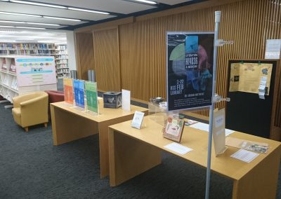 Physical Installations @ HSS Library