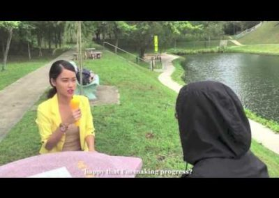 Project: News Video by Genevieve, Siti and Geraldine