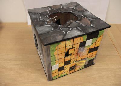 Cube by Yi Xin
