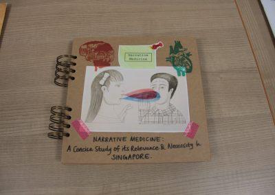 Narrative Medicine by Obbana N Rajah and Melanie Lim