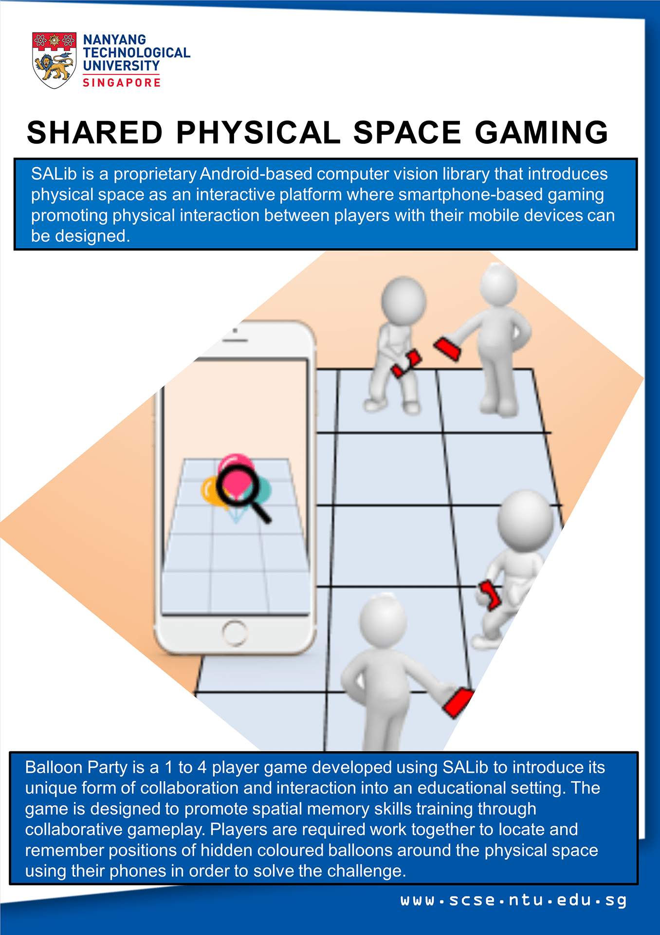 Shared Physical Space Gaming