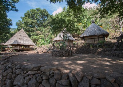 Takpala is blanketed with the cool shade of Tamarind trees during the day time.