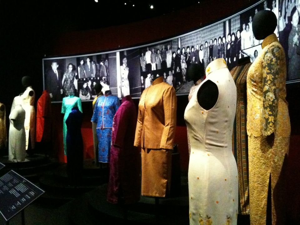 Singapore's DNA: Storytelling of Singapore History through Clothing and Textiles