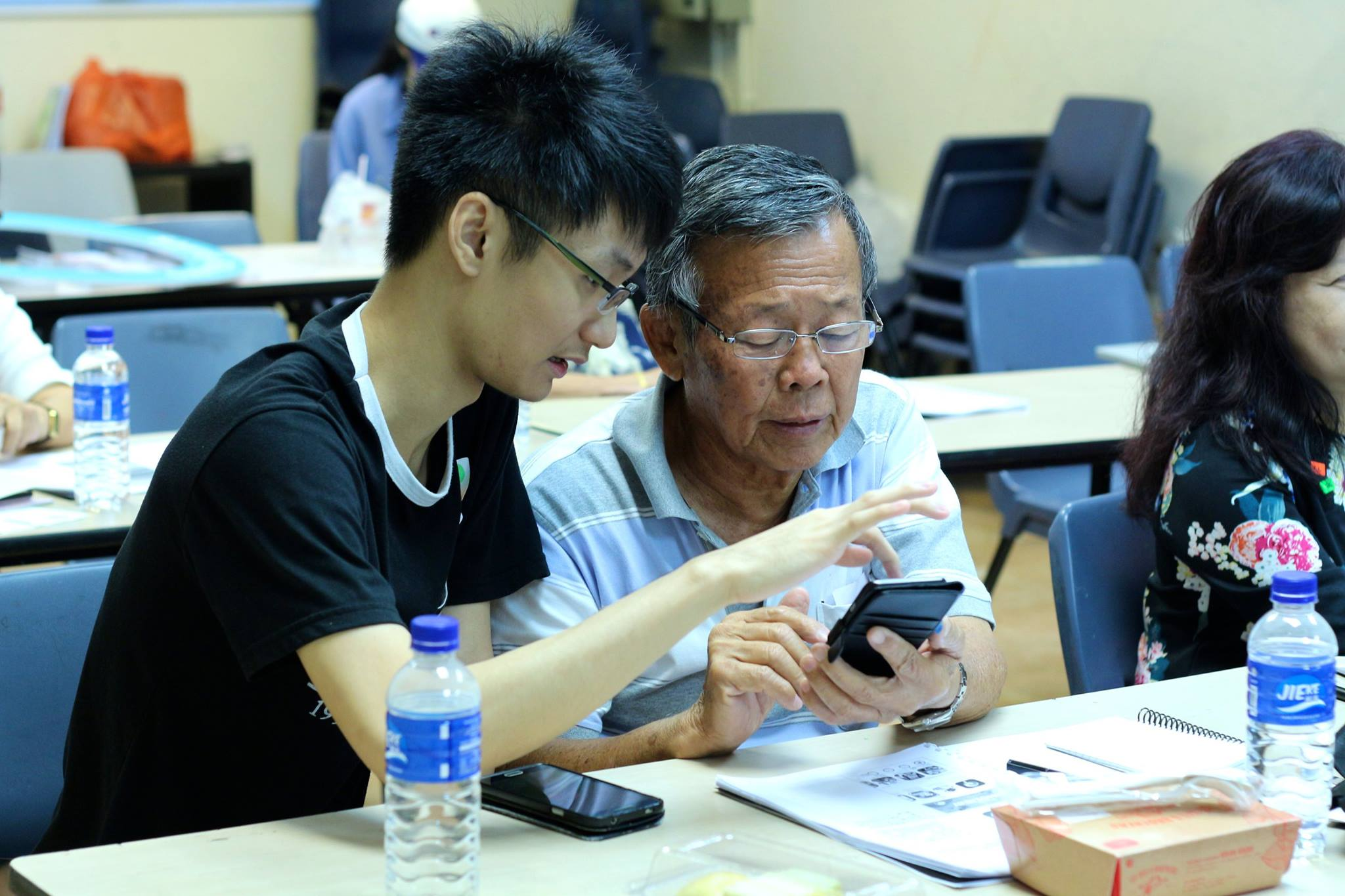Affect of china fyp on jobs