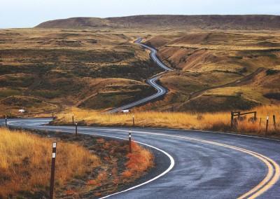 The Roadless Travel by Sarah Ma Jing Yi
