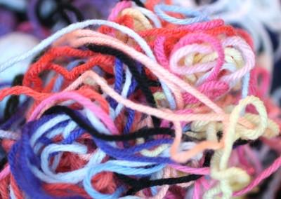 A Tangled Mess of Lines by Sarah Farheenshah Begum