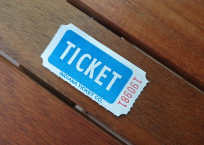 three tickets to an untimely collapse by Beatrice Bowers