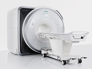 Picture of MRI scanner
