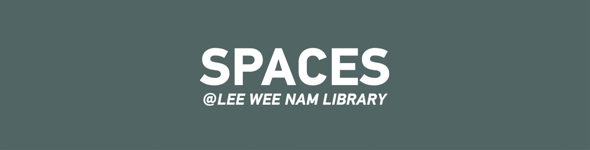Lee Wee Nam Library Spaces