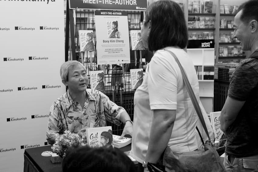 Stories About Us: Literary Culture in Singapore