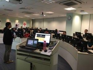 NTU DMP Writing Workshops