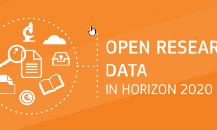 OPEN RESEARCH DATA IN HORIZON 2020