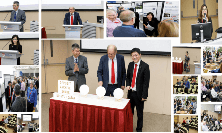 Launch of NTU Open Access Research Data Repository DR-NTU (Data)