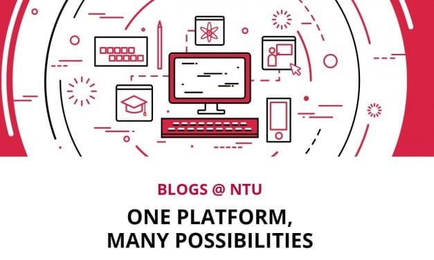 Introduction to blogs@NTU