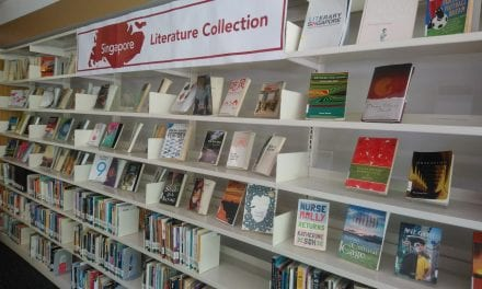 Singapore Literature Collection in NTU