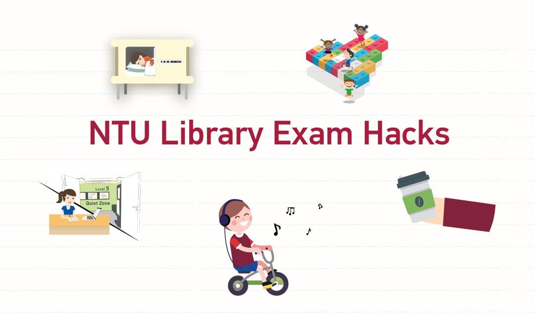 Exam Hacks by NTU Library