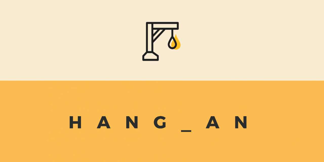 Python Activity #2: Hangman