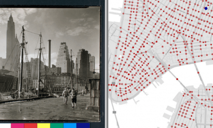 Discovering The History of New York City: A Data Visualization Project