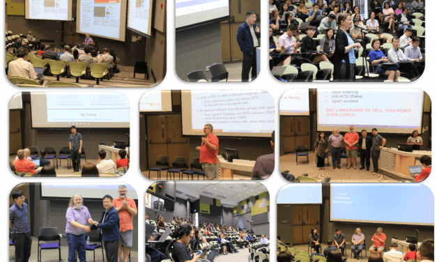 Recap of Seminar – Data Sharing A Global Movement on 6 March 2019