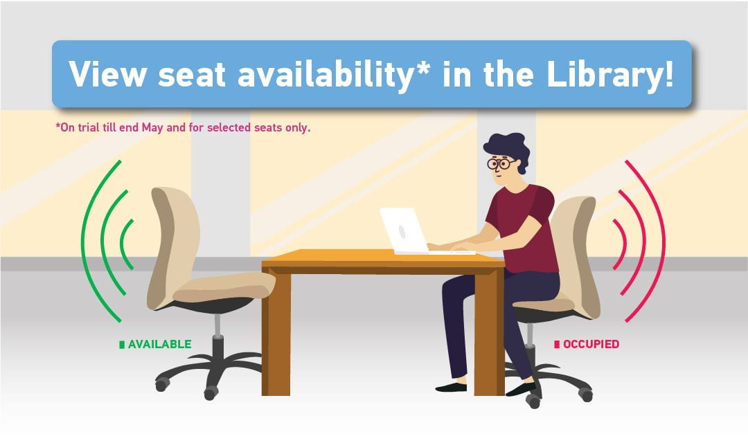 Tough Time Finding a Seat in the Library? | NTU Library