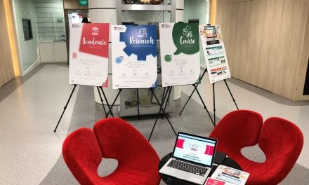 Blogs@NTU Roadshow for Schools