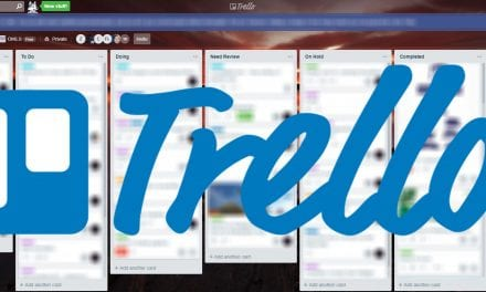 Using Trello to manage tasks