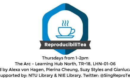 Invitation to NTU ReproducibiliTea Journal Club