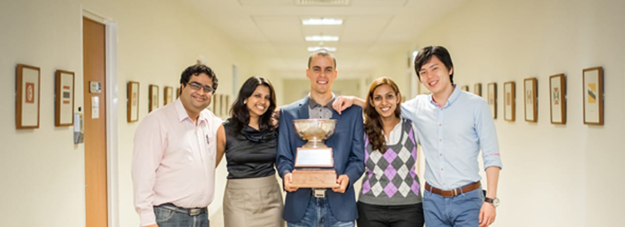 John Molson MBA International Case Competition