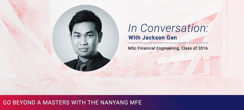 The MFE experience by Jackson Gan