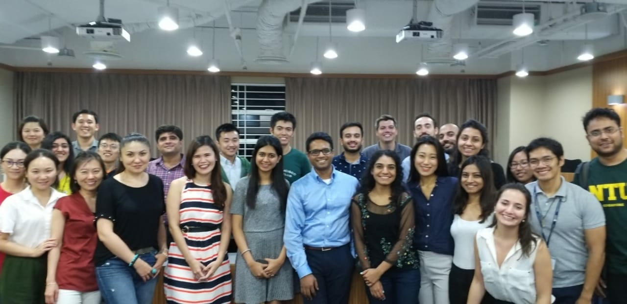 Marketing and Sales Club: Our very first event