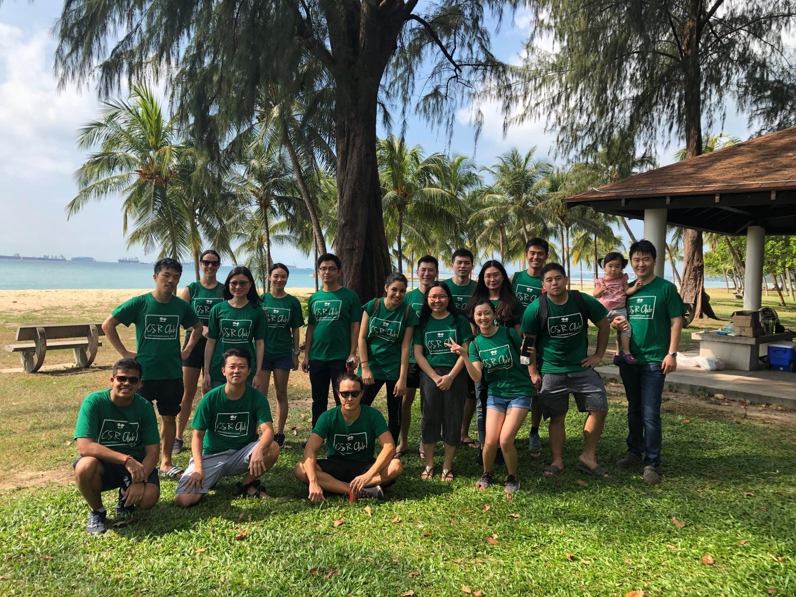 Beach Cleaning Event