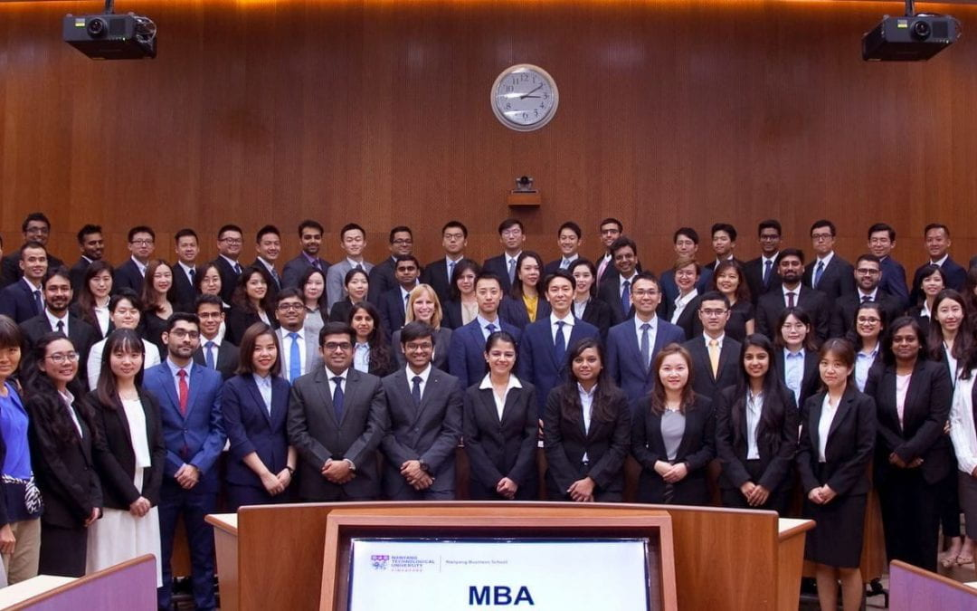 NANYANG MBA ORIENTATION 2019