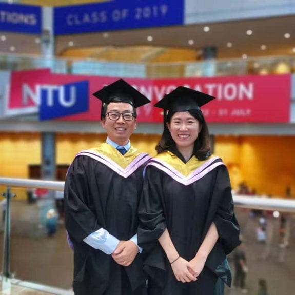 Financial Engineering Degree Opens The Doors To Dream Careers For This Couple