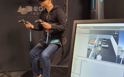 Here's how you can take a class in virtual reality