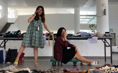 These NTU students are banking on the thrift hype