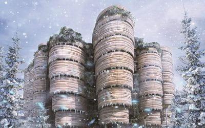 What if it snowed in NTU?